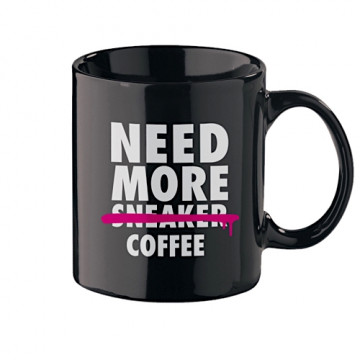 NEED MORE COOFFEE MUG