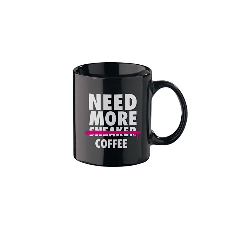 NEED MORE COOFFEE MUG