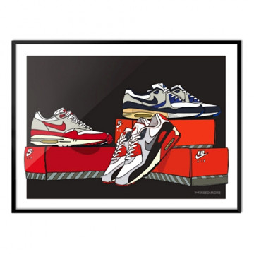 "NEED MORE ""NIKE AIR MAX DAY PACK"" 