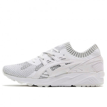 ASICS GEL KAYANO TRAINER KNIT REFLECTIVE ARMOUR | SILVER/WHITE