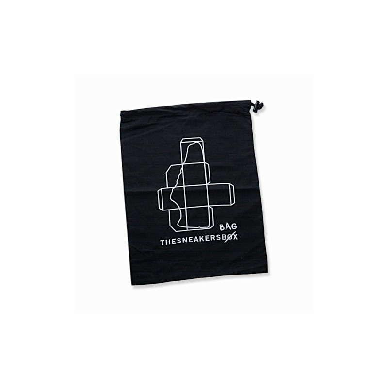 THESNEAKERSBOX BAG | BLACK