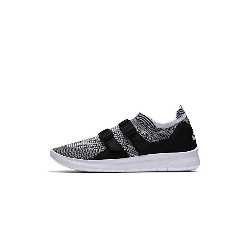 be8fa3f51afd Nike wmns Sock Racer Ultra Flyknit - Black White 896447 002