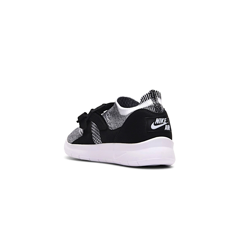 NIKE W' SOCK RACER ULTRA FLYKNIT | BLACK/WHITE