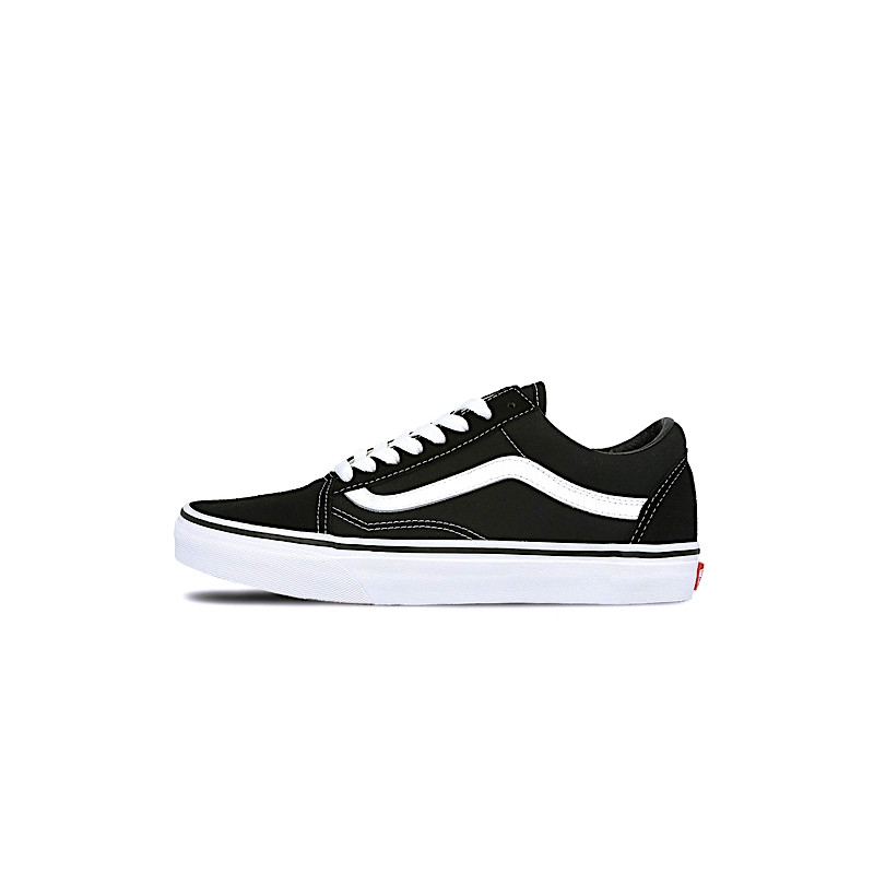VANS OLD SKOOL | BLACK/WHITE