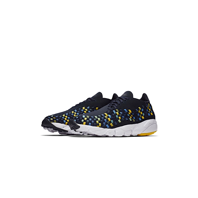 NIKE AIR FOOTSCAPE WOVEN NM | DARK OBSIDIAN