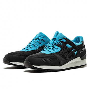 "ASICS GEL LYTE III x SOLEBOX ""BLUE CARPENTER BEE"" - H61NK 9090"