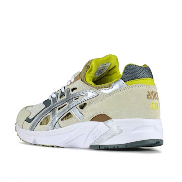 "ASICS GEL DS TRAINER OG ""CREAM/SILVER"" - 1191A100 100"