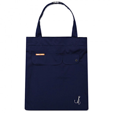 """KARHU x R-COLLECTION ANORAK BAG """"CATCH OF THE DAY"""" PATRIOT BLUE/PATRIOT BLUE - KB8219"""