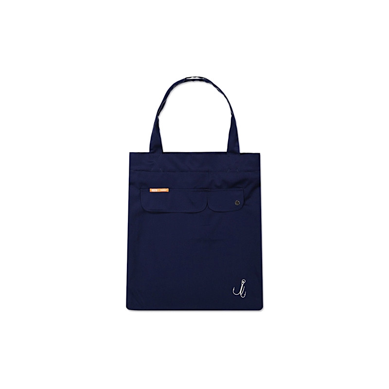 "KARHU x R-COLLECTION ANORAK BAG ""CATCH OF THE DAY"" PATRIOT BLUE/PATRIOT BLUE - KB8219"