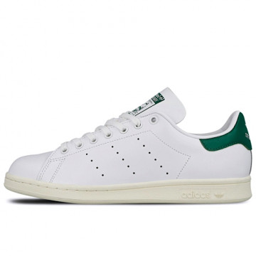 "ADIDAS STAN SMITH ""FOOTWEAR WHITE/OFF WHITE/BOLD GREEN"" - BD7432"