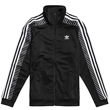 "ADIDAS TRACK JACKET Woman ""BLACK"" - DU9879"