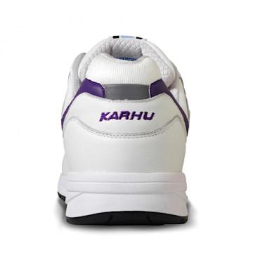 "KARHU LEGACY 96 OG ""WHITE/TILLANDSIA PURPLE"" - F806001"