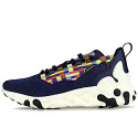 "NIKE REACT SERTU ""THE 10TH"" BLACKENED BLUE/BLACK/SAIL - AT5301 400"