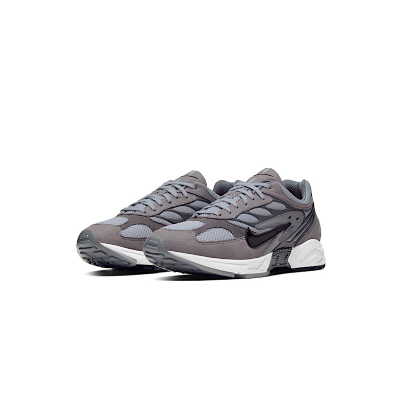 "NIKE AIR GHOST RACER ""COL GREY/BLACK/WOLF GREY/DARK GREY"" - AT5410 003"