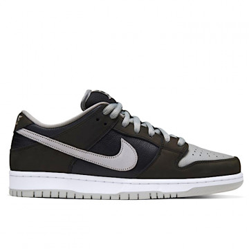 "NIKE SB DUNK LOW PRO ""J PACK"" BLACK/MEDIUM GREY/BLACK/WHITE - BQ6817 007"