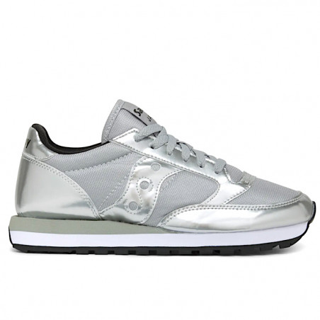 "SAUCONY JAZZ ORIGINAL Woman ""SILVER""- 1044 461"