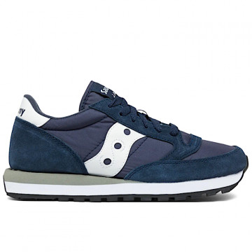SAUCONY W'  JAZZ ORIGINAL NAVY/WHITE