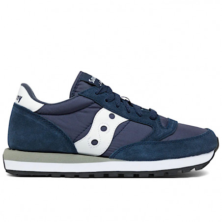 "SAUCONY JAZZ ORIGINAL Donna ""NAVY/WHITE"" - 1044 316"