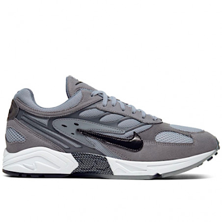 "NIKE AIR GHOST RACER ""COOL GREY/BLACK/WOLF GREY/DARK GREY"" - AT5410 003"