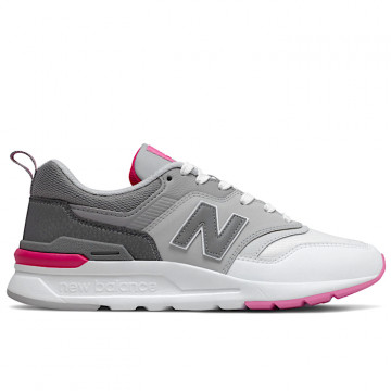 "NEW BALANCE CW 997H AX Donna ""WHITE/PINK"" - CW997HAX"