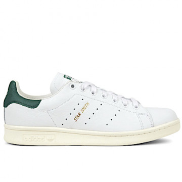 "ADIDAS STAN SMITH ""CLOUD WHITE/CLOUD WHITE/COLLEGIATE GREEN"" - CQ2871"