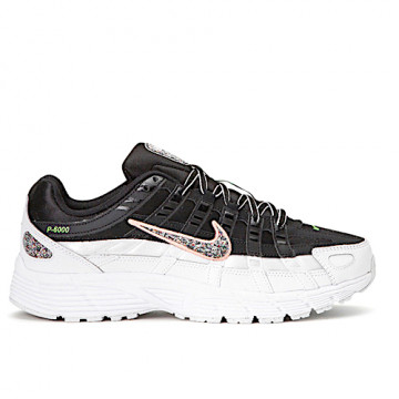 "NIKE P-6000 SE Donna ""BLACK/MULTI COLOR/WHITE/CORAL STARDUST"" - CJ9585 001"