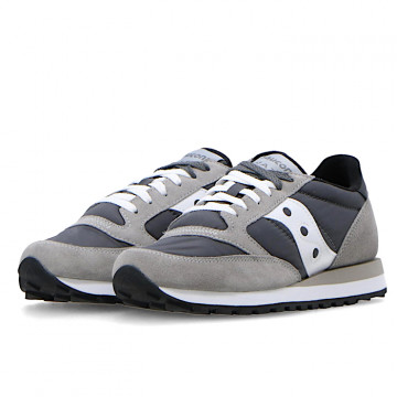 "SAUCONY JAZZ ORIGINAL ""DARK GREY/WHITE"" - S2044 553"