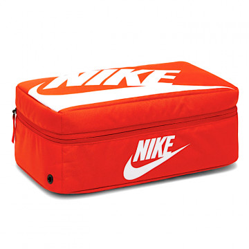 "NIKE SHOEBOX BAG ""ORANGE/ORANGE/WHITE"" - BA6149 810"