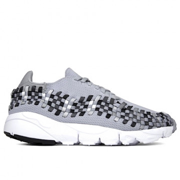 NIKE AIR FOOTSCAPE WOVEN NM | WOLF GREY