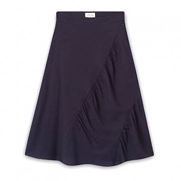 "WOOD WOOD POLINA SKIRT Woman ""NAVY"" - 12011903 1172"