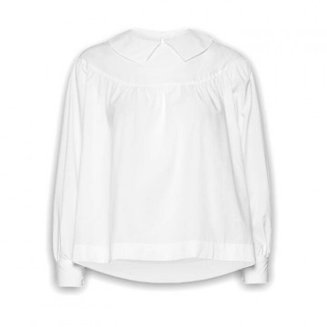 "WOOD WOOD MAIA TOP Woman ""BRIGHT WHITE"" - 12012000 1167"