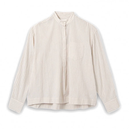 "WOOD WOOD MARGURITE SHIRT Donna ""OFFWHITE"" - 12011708 1178"