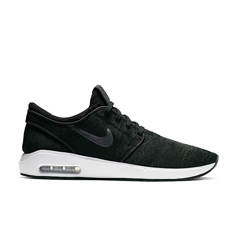 "NIKE SB AIR MAX JANOSKI 2 ""BLACK/ANTHRACITE/WHITE"" - AQ7477 001"