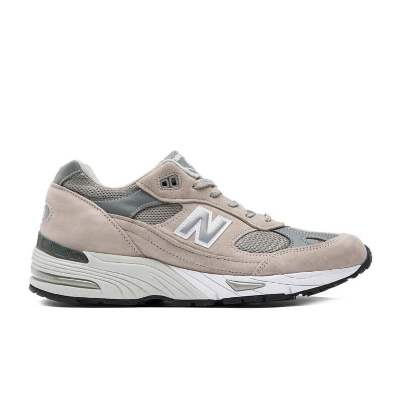 "NEW BALANCE M 991 GL ""MADE IN ENGLAND"" GREY - M991GL"