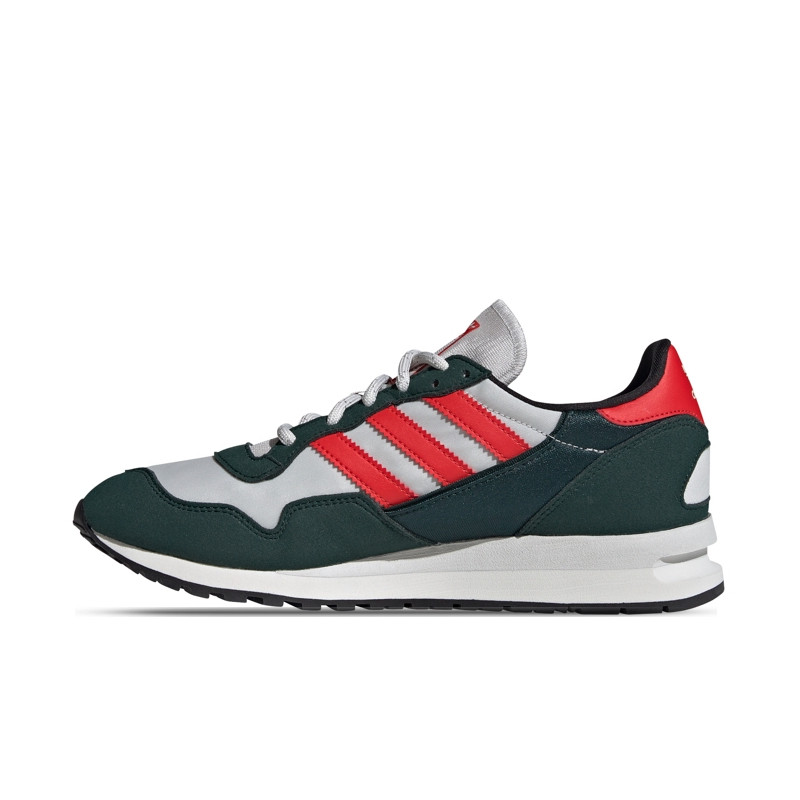 "ADIDAS LOWERTREE ""COLLEGIATE GREEN/CHERRY RED/GREY ONE"" - EG4923"