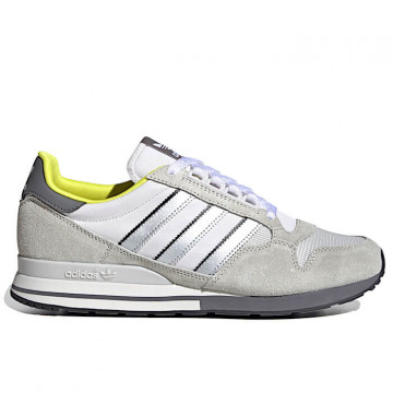 "ADIDAS ZX 500 ""METAL GREY/CORE BLACK/GREY ONE"" - FW2809"