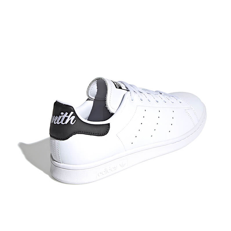 "ADIDAS STAN SMITH ""FOOTWEAR WHITE/CORE BLACK/FOOTWEAR WHITE"" - EE5818"