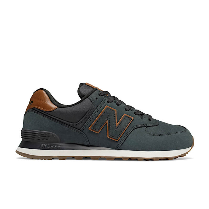 "NEW BALANCE ML 574 NBI ""BLACK"" - ML574NBI"