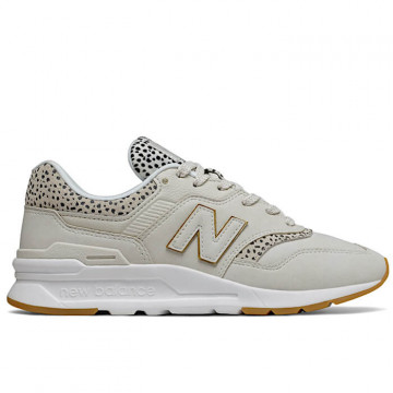 "NEW BALANCE Donna CW 997H CH ""LIGHT GREY/ANIMAL"" - CW997HCH"