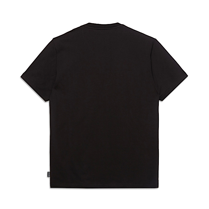 "OCTOPUS EMBROIDERED LOGO S/S TEE ""BLACK"" - 20WOTS07"