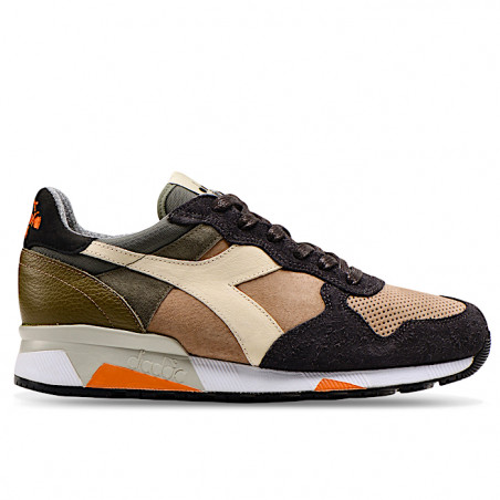 "DIADORA HERITAGE TRIDENT 90 LEATHER ""DUSTY GREEN"" - 176592 70430"