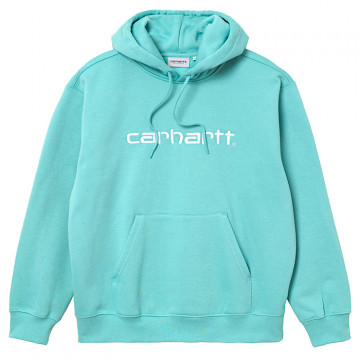 CARHARTT HOODED SWEATSHIRT...
